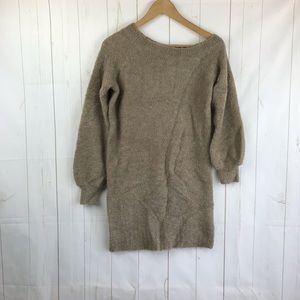 NWT American Eagle Brown Sweater Dress Size XS